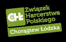 Chorągiew Łódzka ZHP Logo