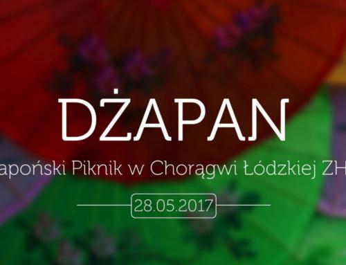 Dżapan: Japoński Piknik w Chorągwi Łódzkiej ZHP