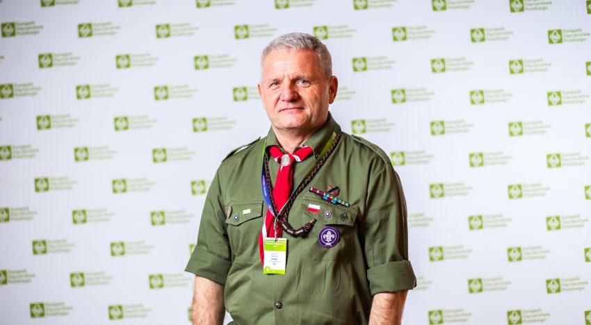 Hm. Dariusz Supeł ponownie Przewodniczącym ZHP
