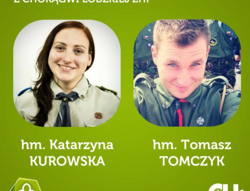 Nowi członkowie Rady Naczelnej z naszej chorągwi