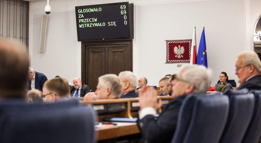 Senat Rzeczypospolitej Polskiej ustanowił rok 2018 Rokiem Harcerstwa