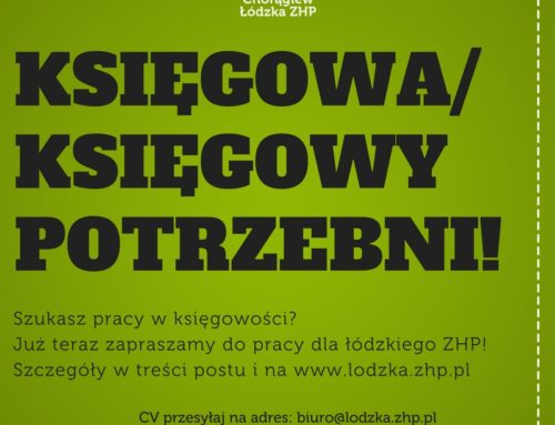 Praca na stanowisku Księgowej/Księgowego