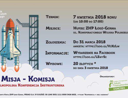 Ogólnopolska Konferencja Instruktorska Misja-Komisja