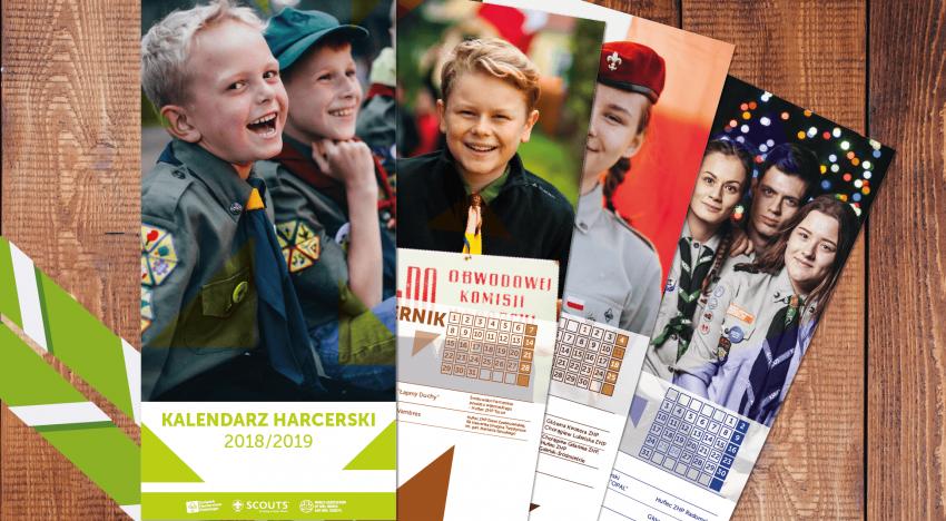 Kalendarz harcerski 2018/2019
