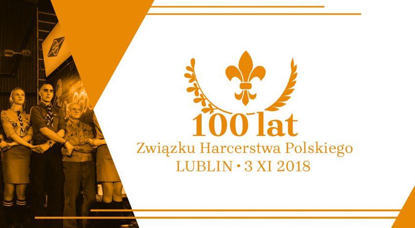 Przyjedź do Lublina świętować 100-lecie ZHP