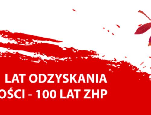 """Wystawa """"100 lat odzyskania niepodległości – 100 lat ZHP"""""""