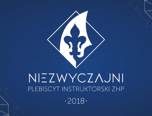 Zagłosuj na nasze Niezwyczajne 2018!