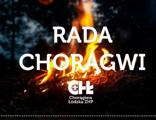 Intensywna sobota Rady Chorągwi