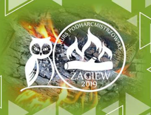 Kurs podharcmistrzowski Żagiew 2019