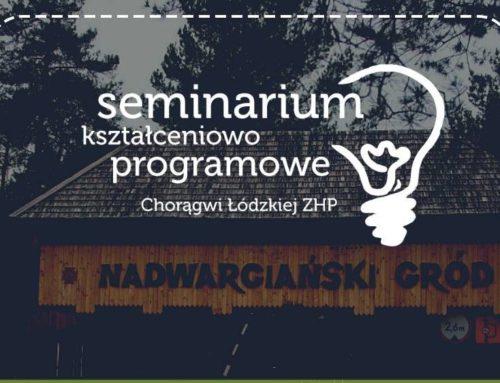 Zgłoszenia na Seminarium Kształceniowo-Programowego