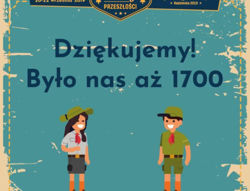 Święto Chorągwi 2019: DZIĘKUJEMY!