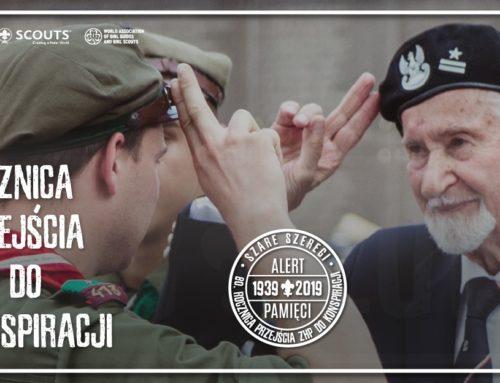 80. rocznica przejścia ZHP do konspiracji – utworzenia Szarych Szeregów