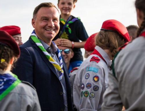 Prezydent RP objął Patronatem Narodowym Ogólnopolską Zbiórkę Alertu Pamięci