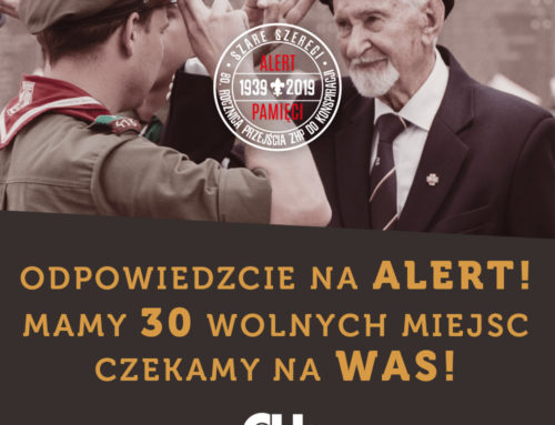 Mamy wolne miejsca na wyjazd do Warszawy