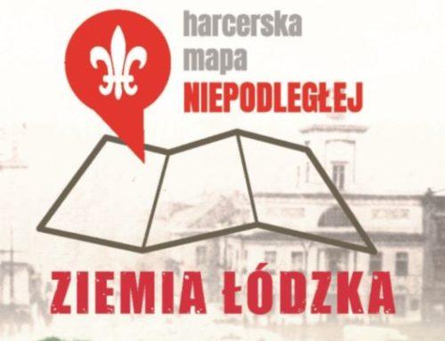 Harcerska Mapa Niepodległej – Ziemia Łódzka w Pabianicach i Ksawerowie