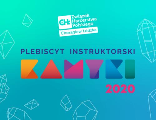 Rozpoczynamy KAMYKI 2020!