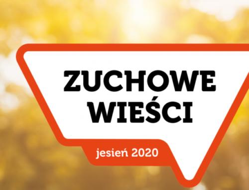 """Jesienny numer """"Zuchowych wieści"""""""