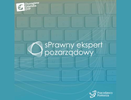 Rusza kolejna już edycja sPrawny Ekspert Pozarządowy