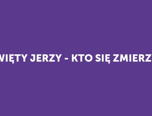 """""""Święty Jerzy – kto się zmierzy?"""" Seminarium instruktorskie"""