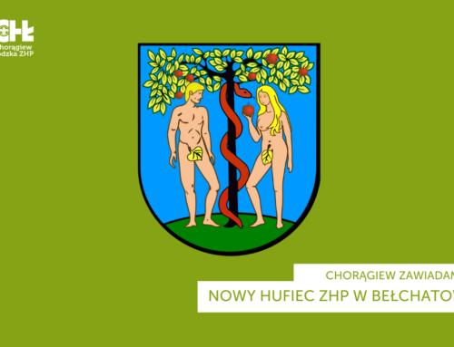 Powstał nowy Hufiec ZHP z siedzibą w Bełchatowie